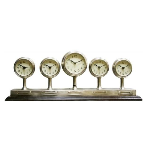 Часовые зоны «5 поясов»