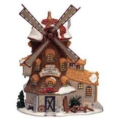 Керамический домик Мельница Мурленд