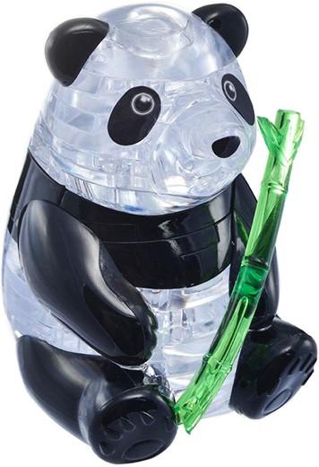 Головоломка 3D Crystal Puzzle «Панда»