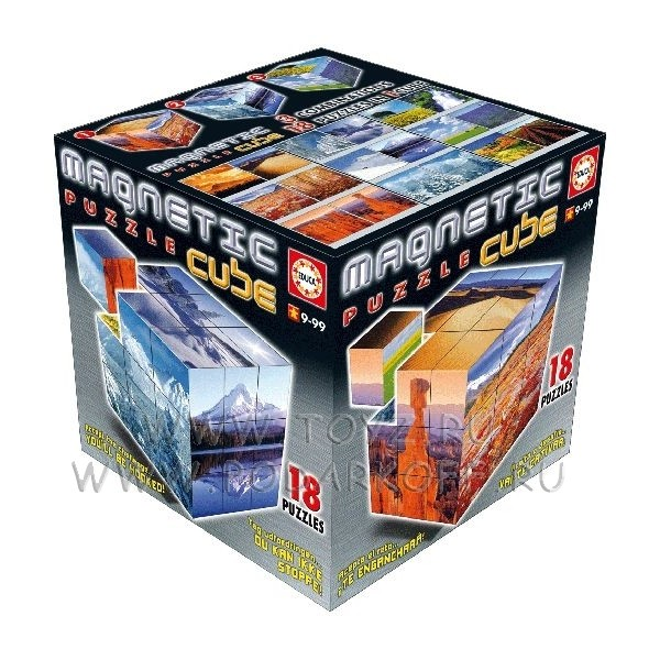 Магические кубики - панорама