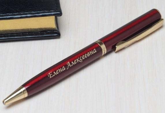Шариковая ручка Pierre Cardin Бизнес-леди с гравировкой