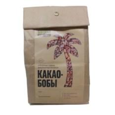 Отборные сырые какао-бобы