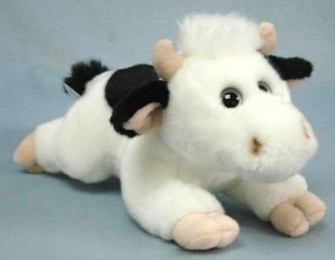 Мягкая игрушка Бычок от Леолайн