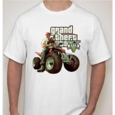 Мужская футболка Grand theft auto 5