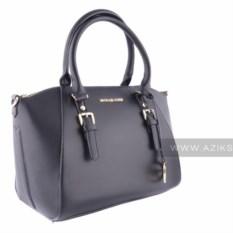 Черная женская сумка Michael Kors
