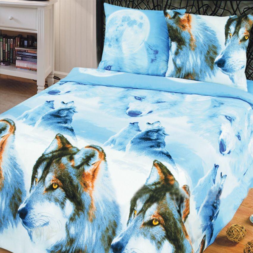 Комплект постельного белья Вожак (2-спальный)