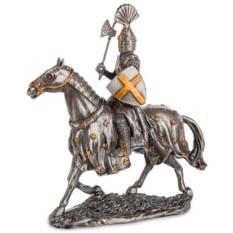 Статуэтка «Тевтонский рыцарь на коне»
