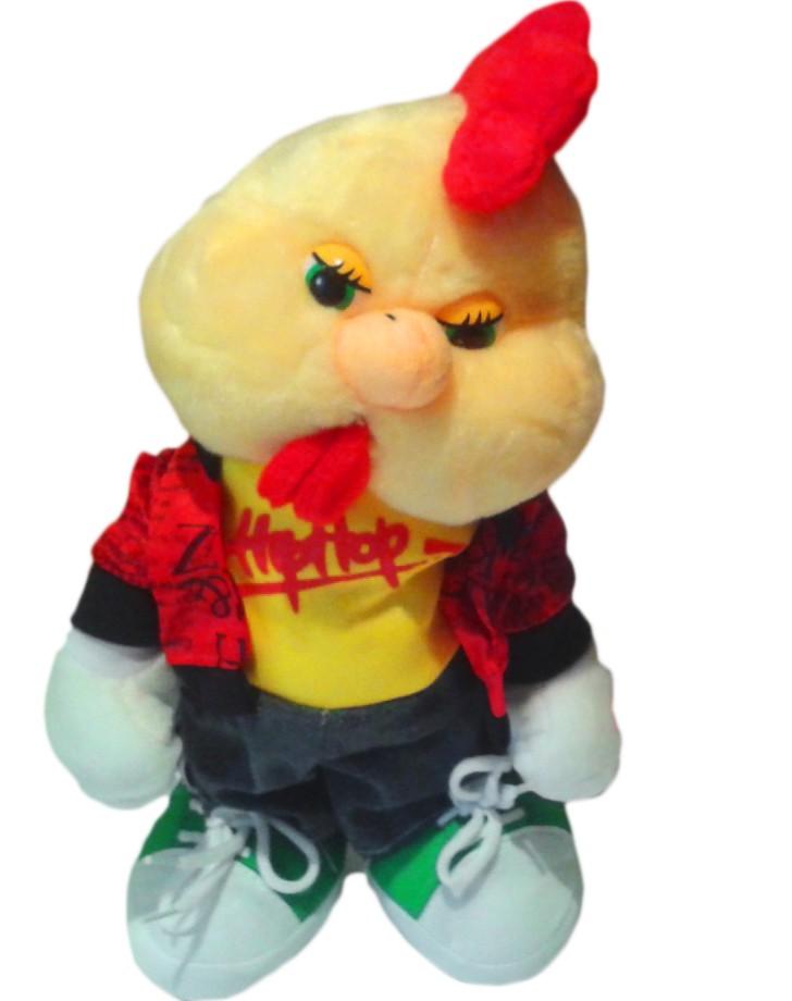 Поющая и танцующая игрушка Петушок-хипхоп