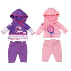 Базовая одежда для куклы Zapf Creation my first Baby born