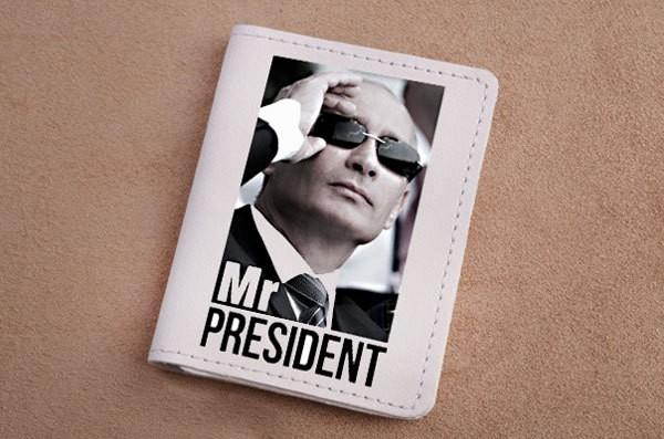 Горизонтальный кардхолдер Mr.Prezident