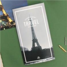 Планинг путешествий Achievement Paris