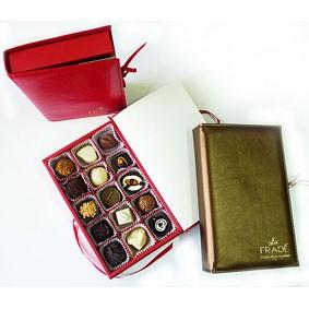 Набор конфет ручной работы «Ежедневник»