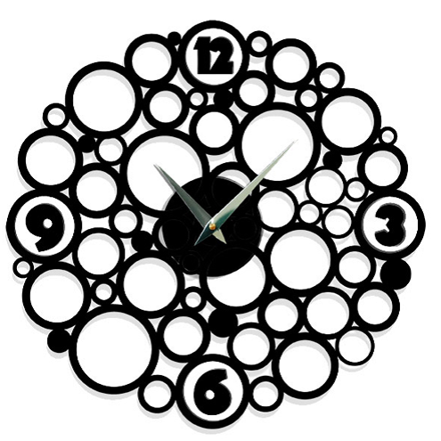 Настенные часы Аква