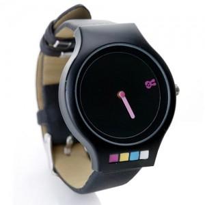 Слэп-часы Кайт (черные)