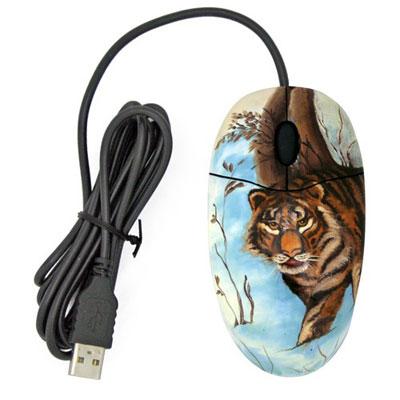 Мышь оптическая «Тигр»