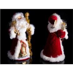 Новогодний сувенир Дед Мороз (41 см)