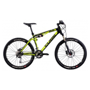 Велосипед CUBE AMS comp (2010)