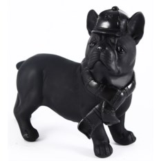 Декоративная фигурка Собака-полицейский