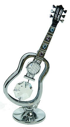 Фигурка Swarovski Гитара