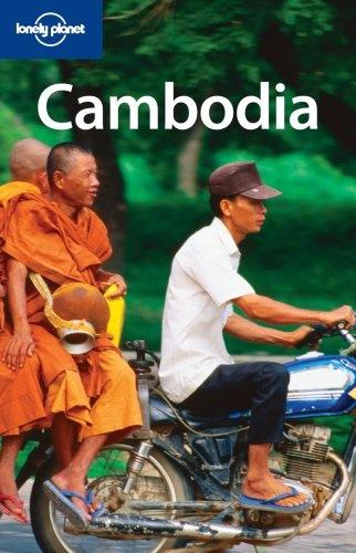 Путеводитель Lonely Planet по Камбодже