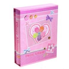 Магнитный фотоальбом на 20 листов Sweet