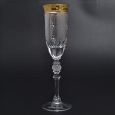 Набор фужеров для шампанского 190 мл Даймонд