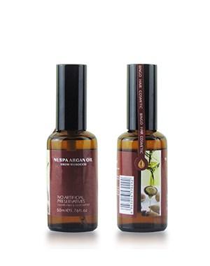 Масло арганы для волос NUSPA, Morocco Argan Oil, 50 мл.