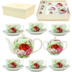 Чайный сервиз Летние цветы