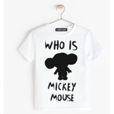 Детская футболка «Чебурашка»