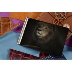 Зажим для денег Величественный лев