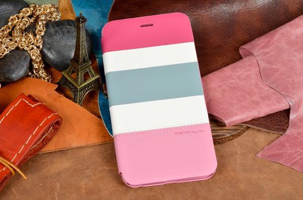 Чехол-книжка для iPhone 6 Plus / 6S Plus «Вечер в тропиках»