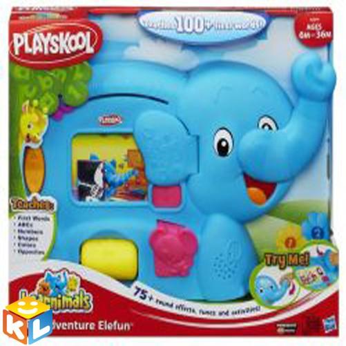 Развивающая игрушка Слоник