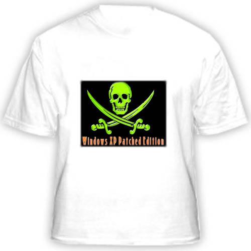 Футболка «Флаг корсаров»
