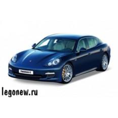 Модель машины Welly 1:34-39 Porsche Panamera S