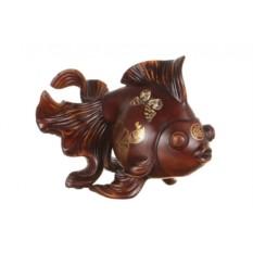 Фигурка Золотая рыбка — удача в делах