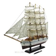 Модель корабля Четырехмачтовый барк