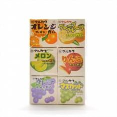 Жвачка Marukawa ассорти вкусов