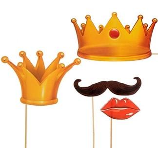 Набор фотобутафории Король и Королева