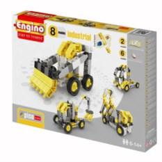 Конструктор Pico builds/inventor Спецтехника (8 моделей)