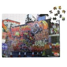 Пазл-граффити Лондон