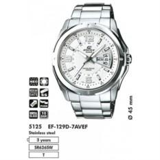 Мужские наручные часы Casio Edifice EF-129D-7A