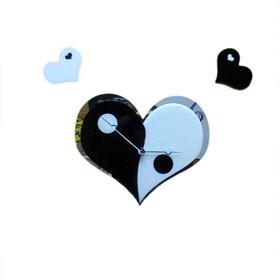 Настенные часы Влюбленные сердца