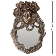 Зеркало Цветок мака