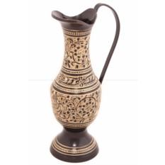 Декоративная ваза-кувшин