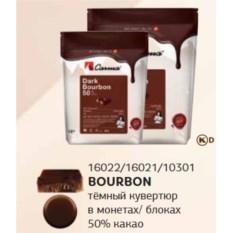 Темный шоколад в монетах Carma Dark Bourbon (1,5 кг.)