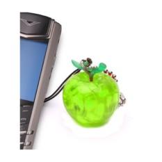 Брелок мини-головоломка Зеленое яблоко