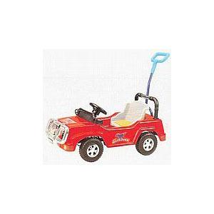 Педальная машинка Haenim Toys