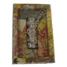 Калейдоскоп-брелок-украшение на мобильный