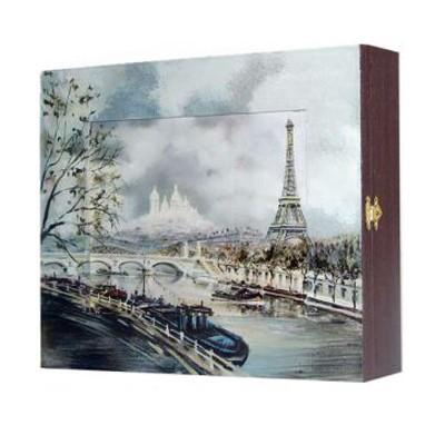 Ключница настенная Париж