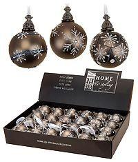 Набор елочных шаров Делюкс рождественская феерия